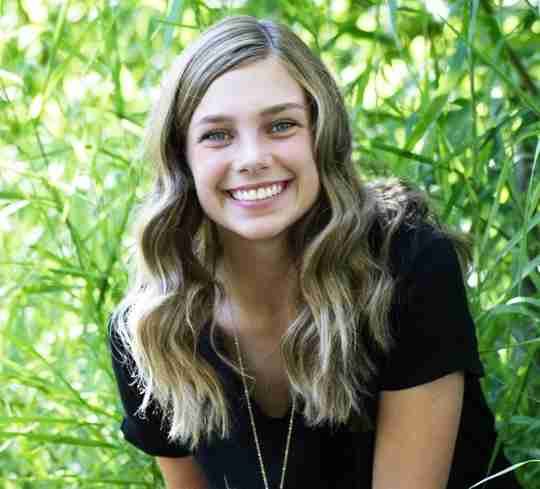 Noelle Miller 2020 Montana Student Of The Year