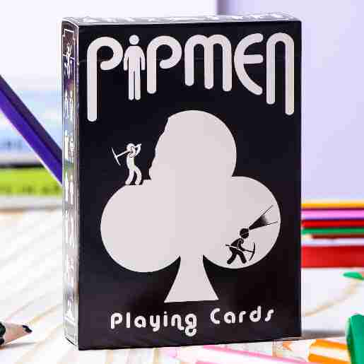 Pipmen Black