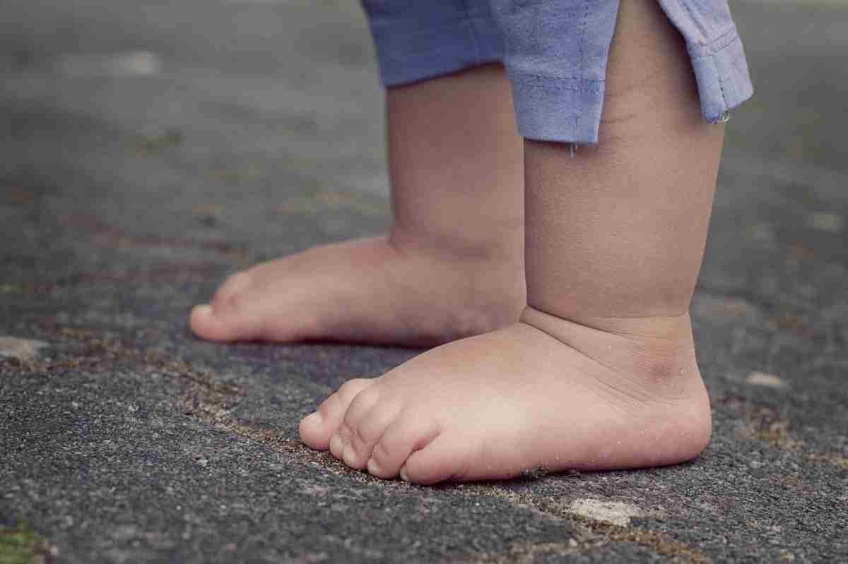 Why Do Babies Have Smelly Feet?