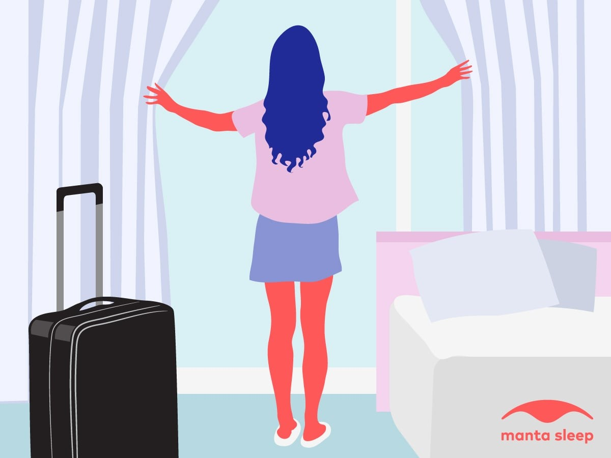 Staying at a Hotel? Try These Tips for Top-Notch Sleep