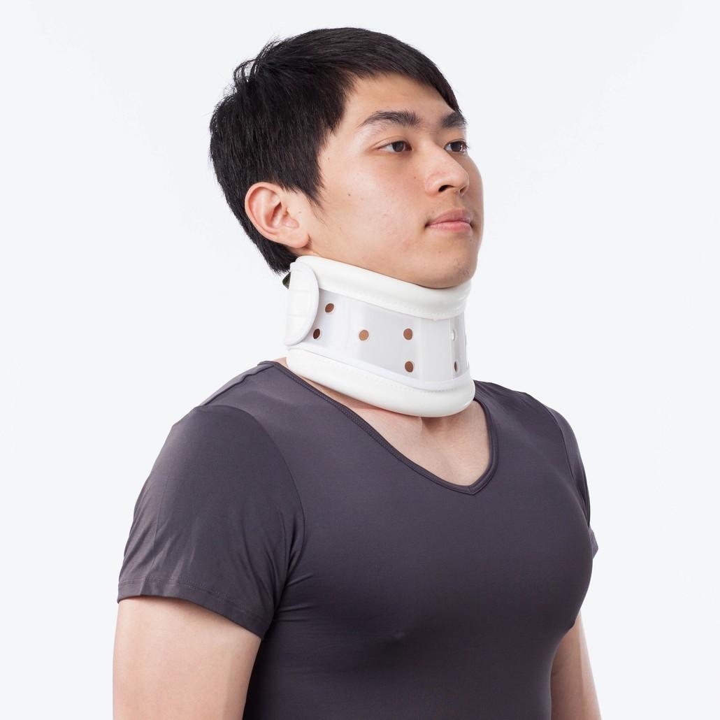 SENTEQ Rigid Plastic Cervical Collar SQ1-A002
