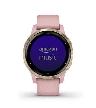 Vivoactive 4 Music Pink