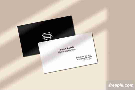 business card, kartu nama