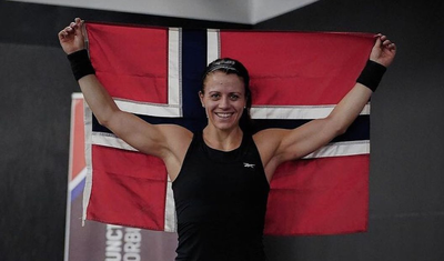Kristen Holte Female Winner