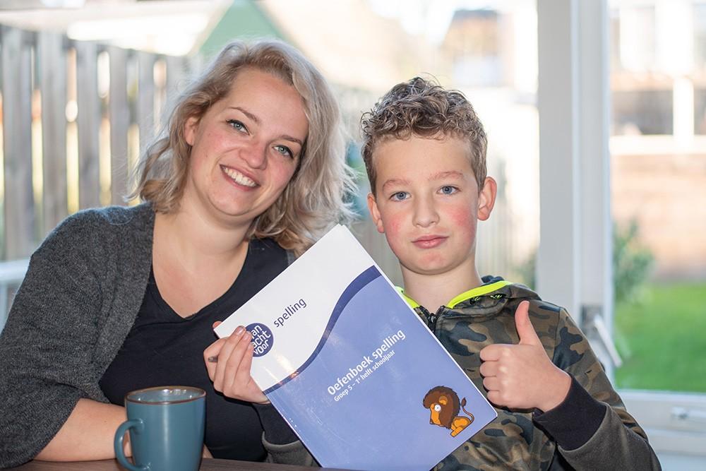 oefenboek spelling groep 5 oefenen met kind