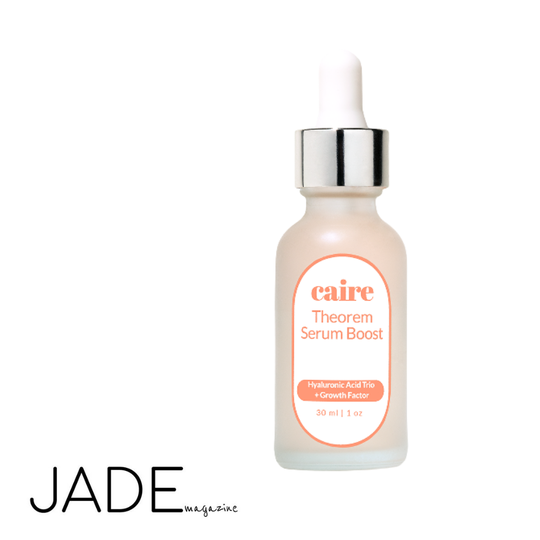 Jade Magazine   Caire Beauty