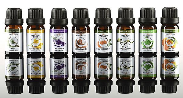 Almost Heaven Essential Oils