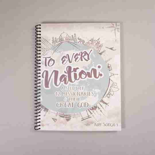 To Every Nation missionary study