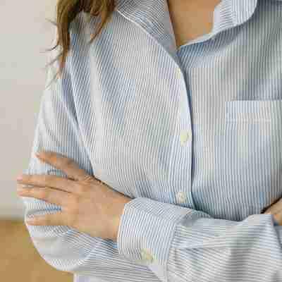 Women's Boob Gap