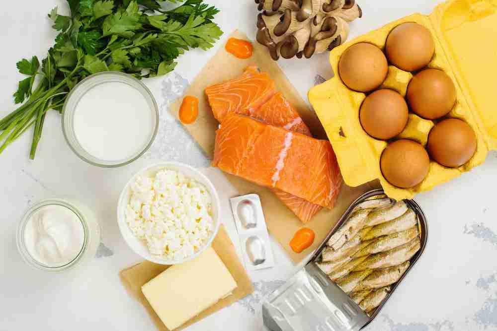 Vitamin D and Calcium reduce menopause