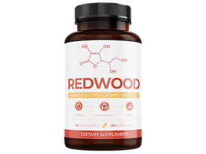 1 bottle of Redwood