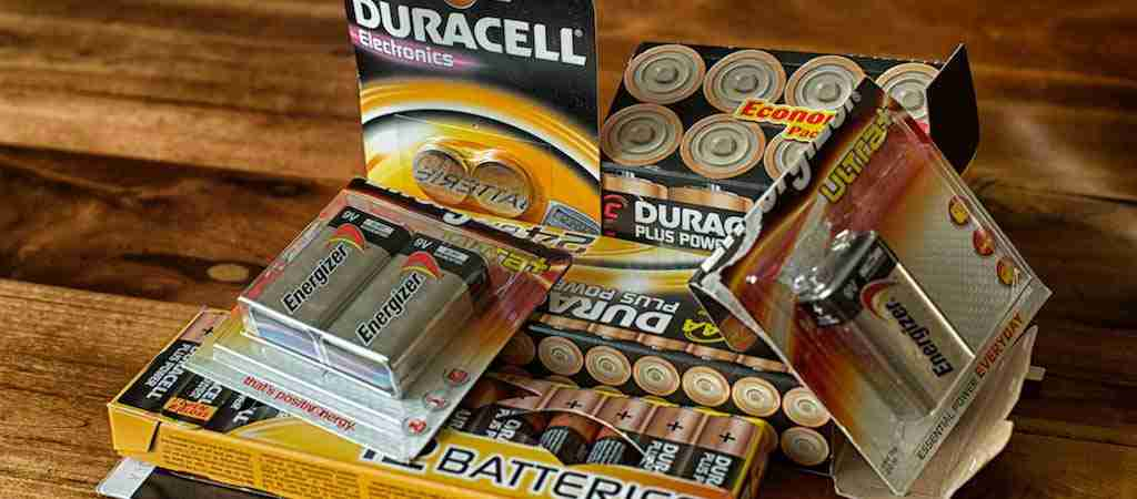 Duracell vs. Energizer