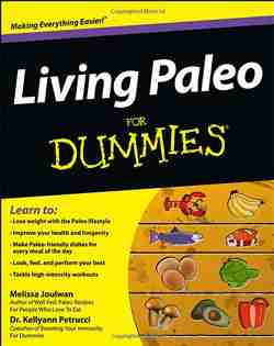 Living Paleo for Dummies Book