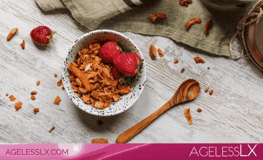 Tropical Gluten-Free Granola