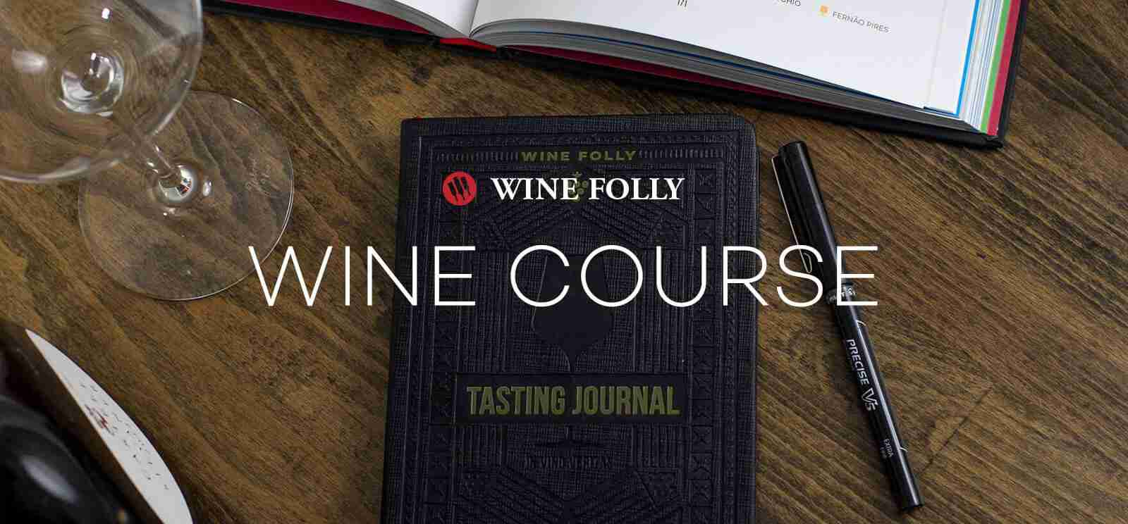 Online wine course by Wine Folly