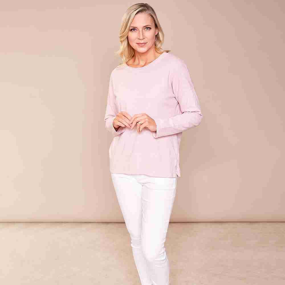 Sarah T-Shirt(Pink)