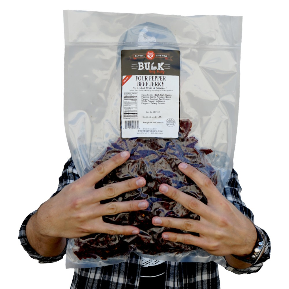 Midwest Beef Jerky