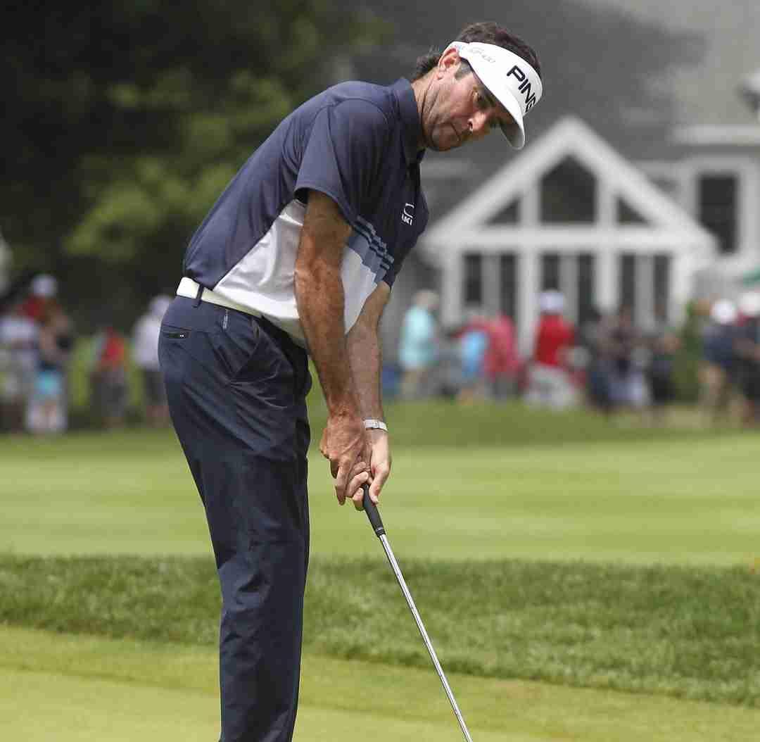 Bubba Watson CBD & golf