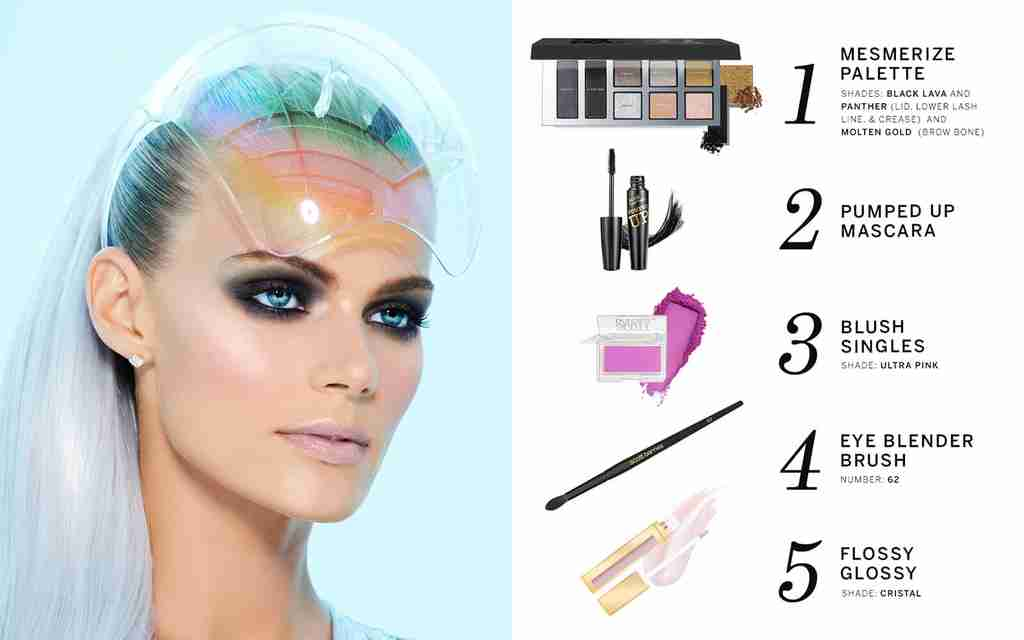 Get the Look - The Future of Makeup