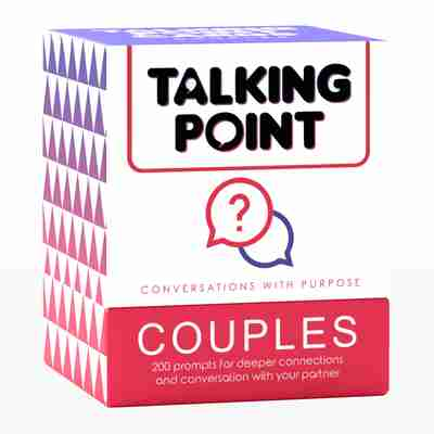 Talking Point Cards: Couples Edition