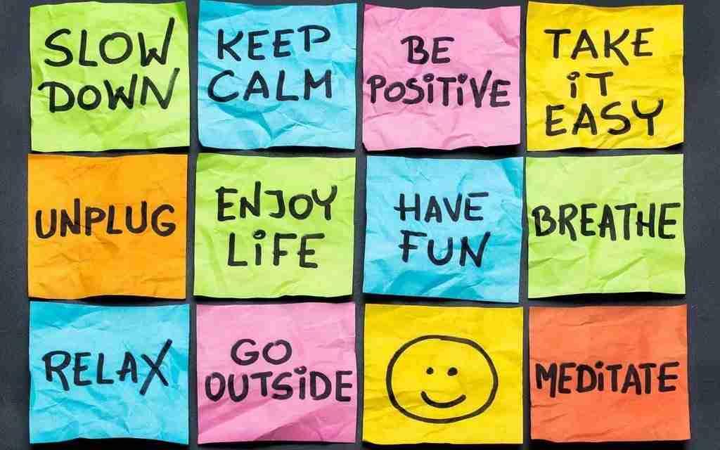 60 Ways to Beat Stress
