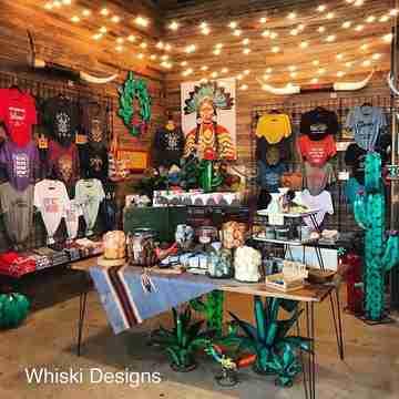 A gift shop