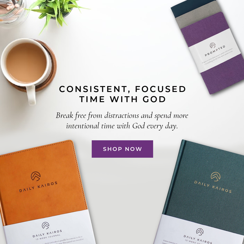 Tools to help you spend more focused quality time with God every day