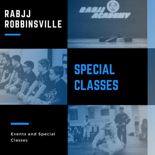 RABJJ Robbinsville Book Special Class