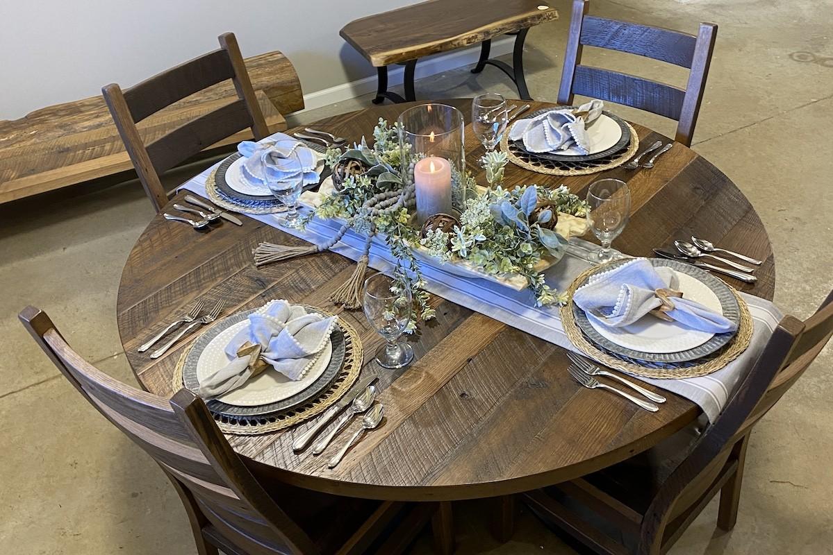 spring table design