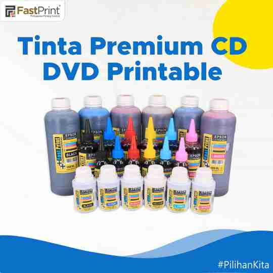 tinta CD DVD printable