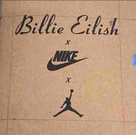 Billie Eilish Has An Air Jordan 1 Collab Coming Soon