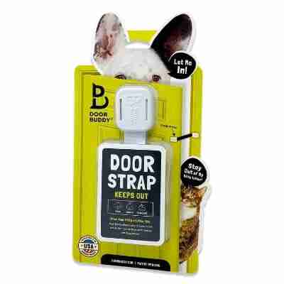 dog proof cat litter box door strap for cats