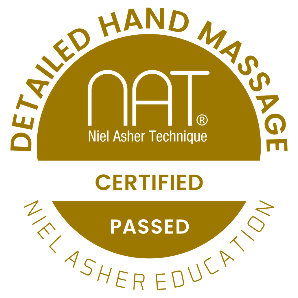 NAT HAND MASSAGE COURSE CERTIFICATION