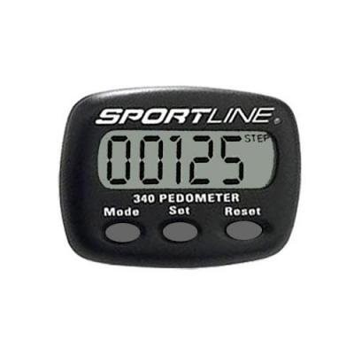 Sportline 340 Multi-Function Pedometer