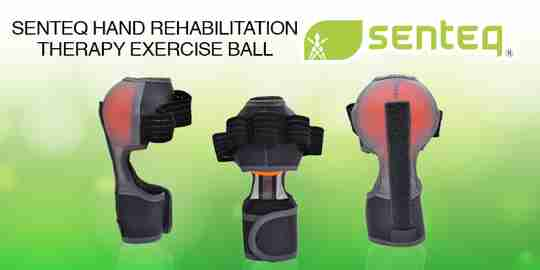 Hand Grip Strength Exerciser Ball - Hands Grips Strengthener - Trainer Squeezer Exercise Balls - - Wrist Excersize Strengther - Forearm Workout Grippers - Exercisers Stretcher Therapy Equipment
