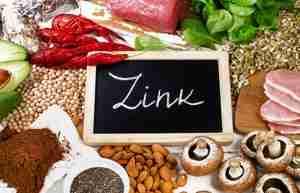 Foods containing Zinc. Zinc Citrate found in Drift Off. #Zinc #LeanGreens