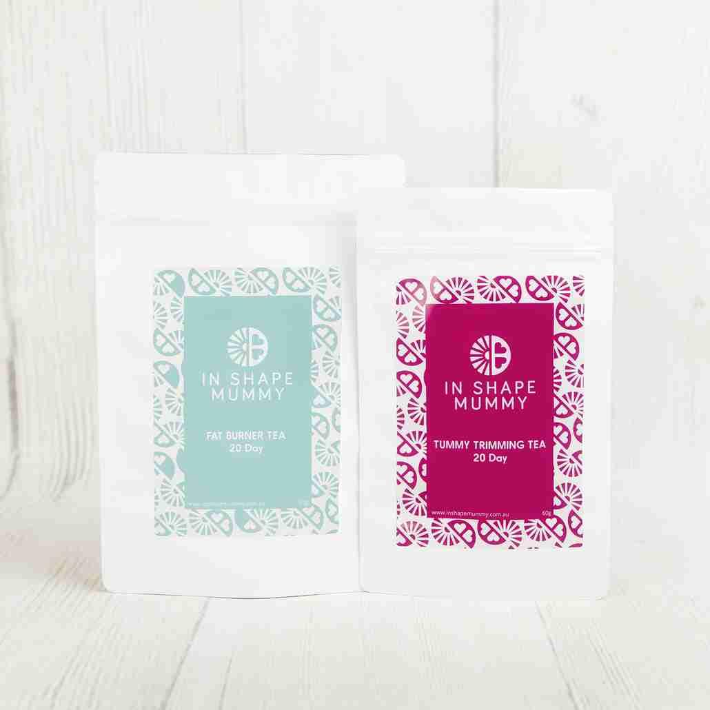 Fat Burner & Tummy Trimming Tea Pack