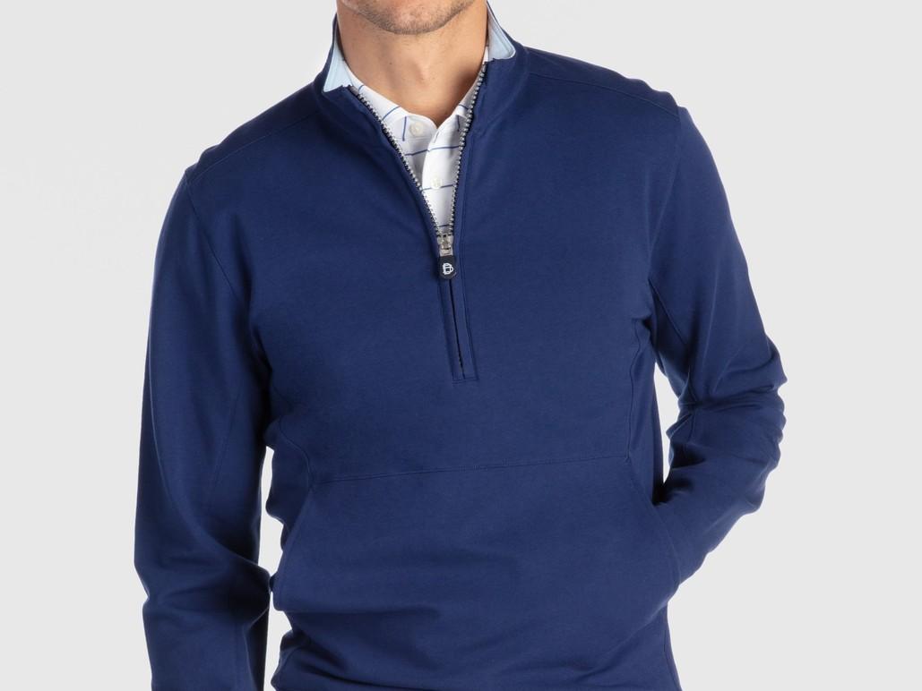 B.Draddy Sweatshirt - Russel 1/4 Zip