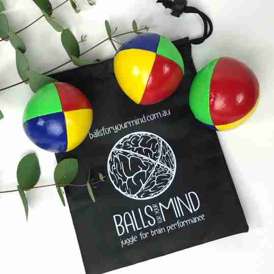 Australian Made-Juggling Balls