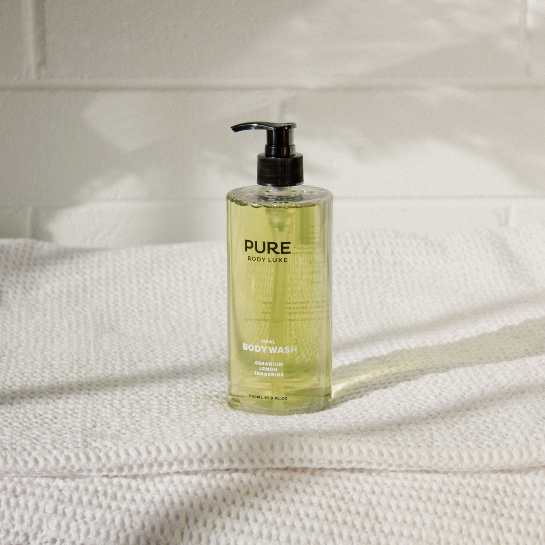 Pure Body Luxe Heal Body Wash