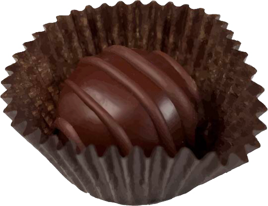 70% Chocolate Cream Truffle