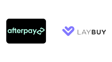 Afterpay and Laybuy Available for massage guns