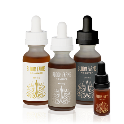 Bloom Farms Tinctures