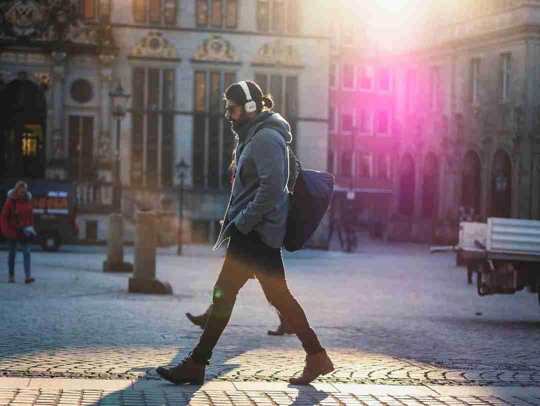 walking low intensity workout