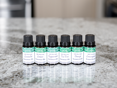Therapeutic Grade Essential Oils - Natural Zen Home Fragrance Studio