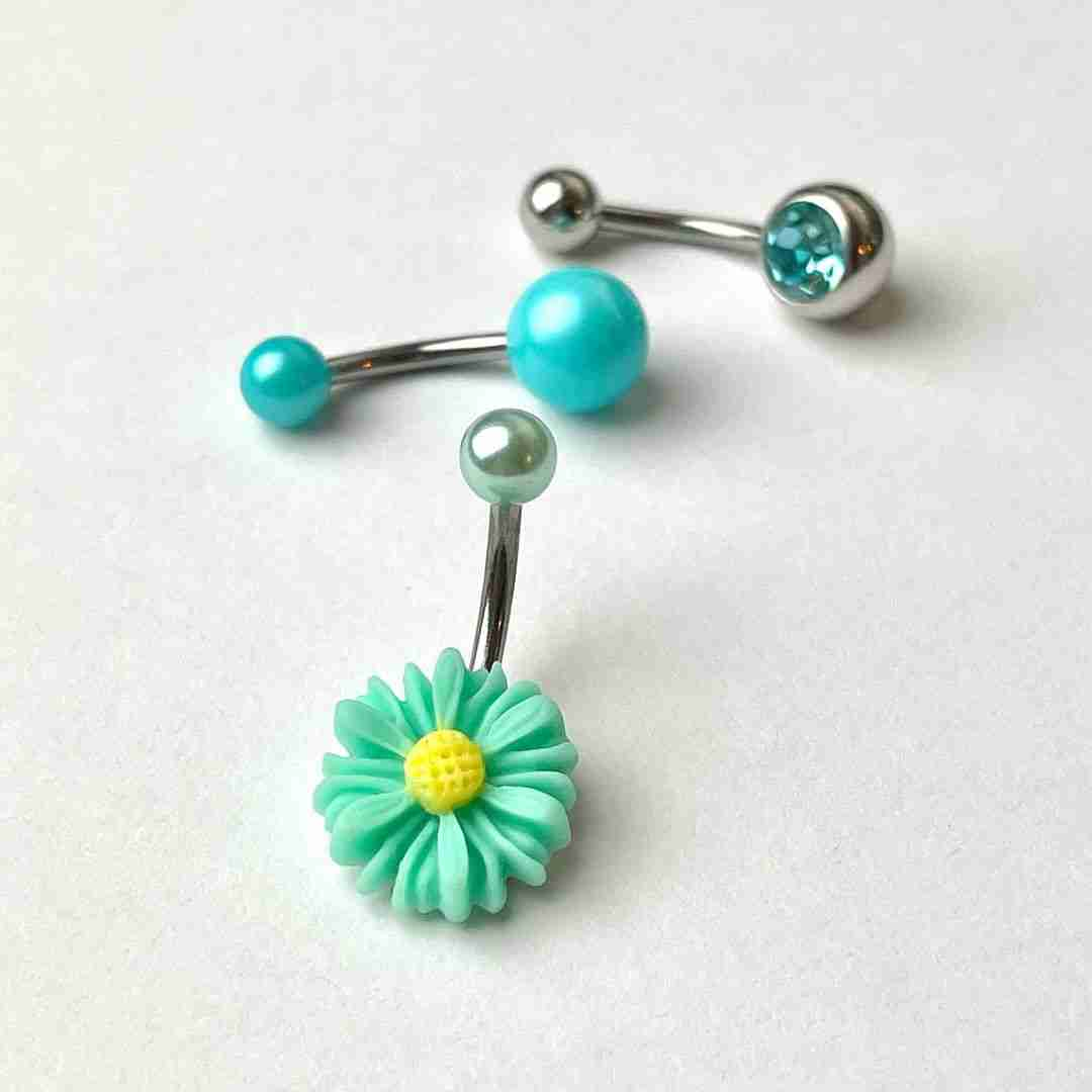belly button jewelry