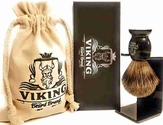 best badger hair shaving brush set