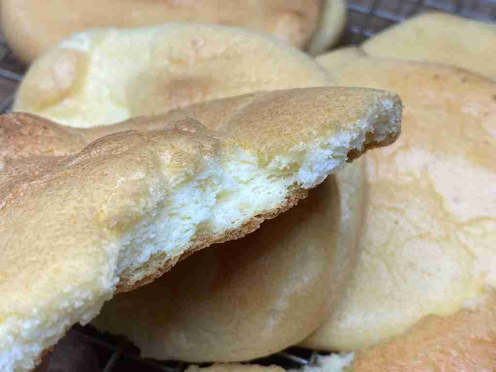 keto friendly collagen cloud bread