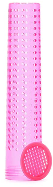 Infuser Water Bottle 25oz - Lollipop Pink - Infuser Basket