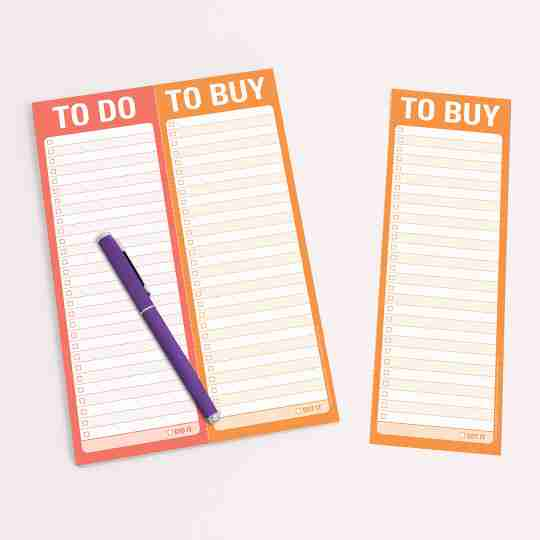 List Pads   Twisted Wares®
